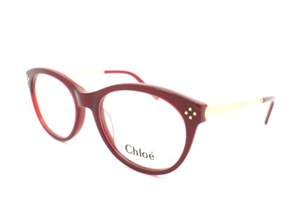 Lunettes de vue pour femme CHLOE Bleu CE 2638 605 50/17