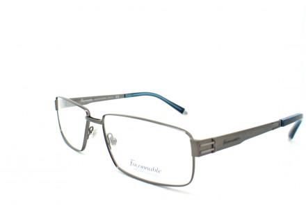 Lunettes de vue pour homme FACONNABLE Bleu FP 2201 839 60/17