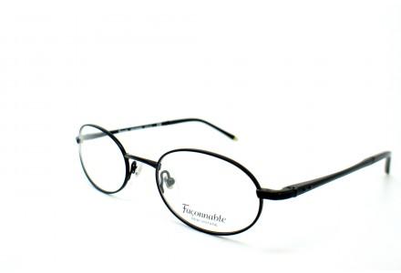 Lunettes de vue pour homme FACONNABLE Noir NV 205 740 49/21