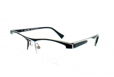 Lunettes de vue pour homme ALAIN MIKLI Noir Blanc AL 1297 MOHC 54/18