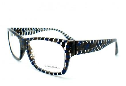 Lunettes de vue mixte ALAIN MIKLI Bleu AO 1320 3042 53/17