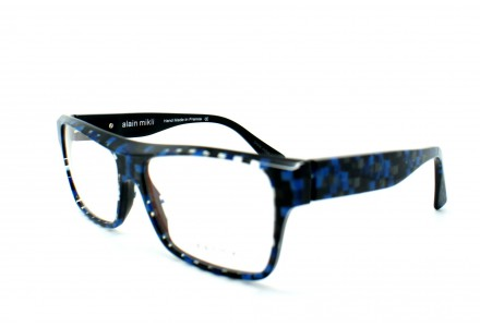 Lunettes de vue mixte ALAIN MIKLI Bleu AO 3004 B09E 55/15