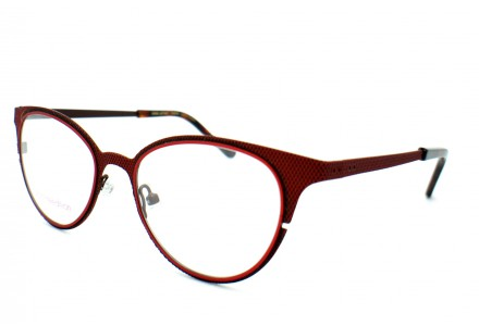 Lunettes de vue pour femme LAFONT Rouge NEW YORK 598 49/18