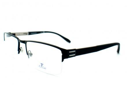Lunettes de vue pour homme FACONNABLE Noir FP 2230 NO01 55/19