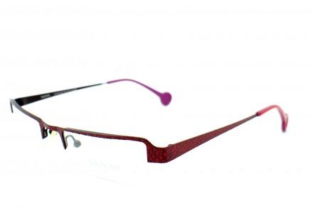 Lunettes de vue pour femme VANNI Rouge V 8127 C62 48/20
