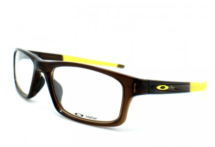 Lunettes de vue pour homme OAKLEY Noir OX 8037-03 CROSSLINK PITCH 54/18