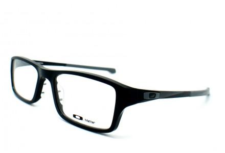 Lunettes de vue pour homme OAKLEY Noir OX 8039-01 CHAMFER 55/18
