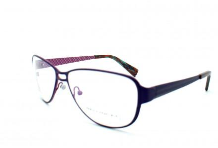 Lunettes de vue pour homme BELLINGER Violet PACE-3 C6164 55/14