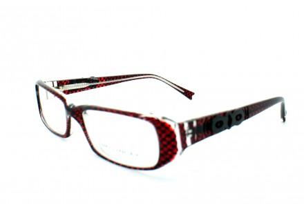 Lunettes de vue pour femme BELLINGER Rouge BIRD-2 C178 50/16