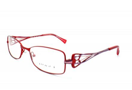 Lunettes de vue pour femme KOALI Rouge 6655K MB005 50/15