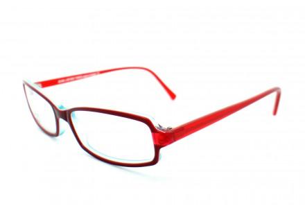 Lunettes de vue pour femme LAFONT Rouge MING 615 53/15