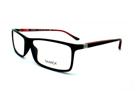 Lunettes de vue pour homme STARCK EYES Noir SH 3003 ROOK 58/15