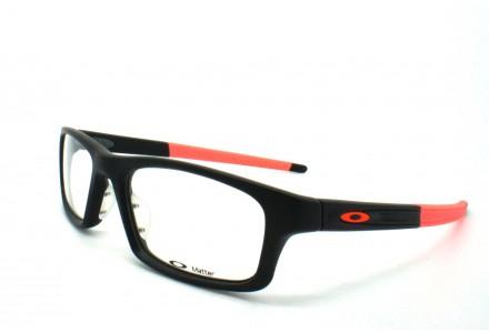 Lunettes de vue pour homme OAKLEY Noir OX 8037-10 CROSSLINK PITCH 52/18