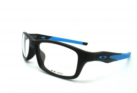 Lunettes de vue pour homme OAKLEY Noir Mat OX 8030-01 55/18