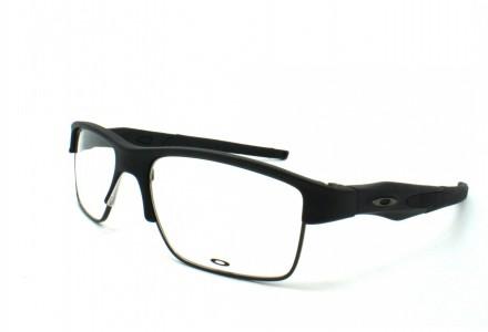 Lunettes de vue pour homme OAKLEY Noir OX 3128-01 CROSSLINK SWITCH 55/18