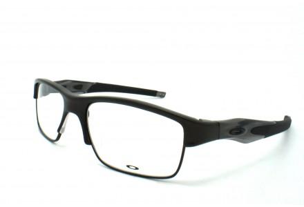Lunettes de vue pour homme OAKLEY Noir OX 3128-01 CROSSLINK SWITCH 53/18