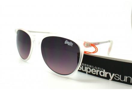 Lunettes de soleil mixte SUPERDRY Cristal SDS ELLEN-113 55/21