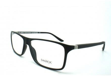 Lunettes de vue pour homme STARCK EYES Noir Mat SH 1043Y R01S 56/15