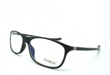 Lunettes de vue pour homme STARCK EYES Noir Mat SH 1014M 1002 56/17 Biozero