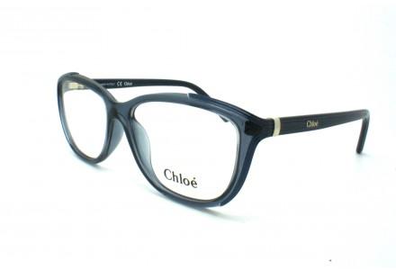 Lunettes de vue pour femme CHLOE Bleu CE 2648 035 54/15