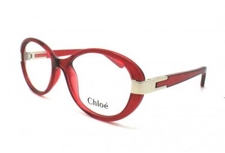 Lunettes de vue pour femme CHLOE Rouge CE 2656 613 52/17