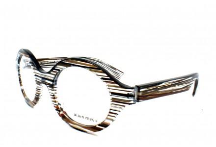 Lunettes de vue pour femme ALAIN MIKLI Cristal AO 3020 BOE4 48/22