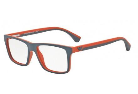 Lunettes de vue pour homme EMPORIO ARMANI Orange EA 3034 5233 55/16