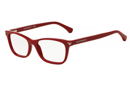 Lunettes de vue pour femme EMPORIO ARMANI Rouge EA 3073 5456 54/16