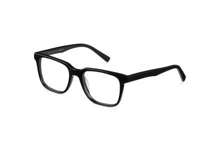 Lunettes de vue pour homme MYMONTURE Noir Mat CONNOR FR35 50/19