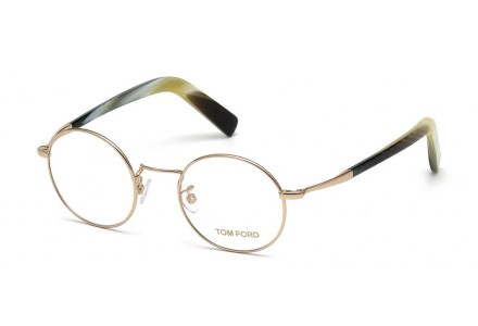 Lunettes de vue mixte TOM FORD Or TF 5329 028 48/21