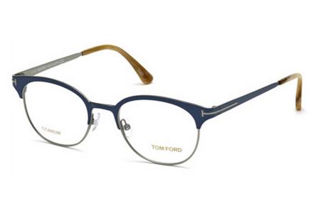 Lunettes de vue pour homme TOM FORD Bleu TF 5382 090 50/19