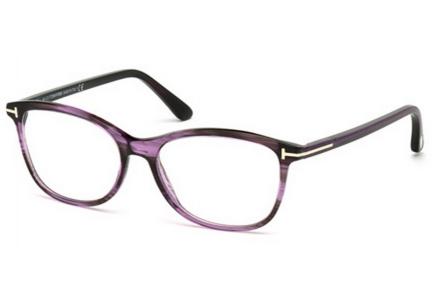 Lunettes de vue pour femme TOM FORD Violet TF 5388 081 52/16