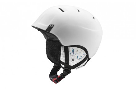 Casque de ski mixte JULBO Blanc GAIA Blanc - 54/56