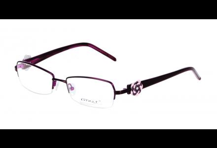 Lunettes de vue pour femme DIXIT Noir GLAM G1 NOIR 51/17