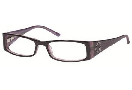 Lunettes de vue pour femme GUESS Noir GU 1589 B84 52/16