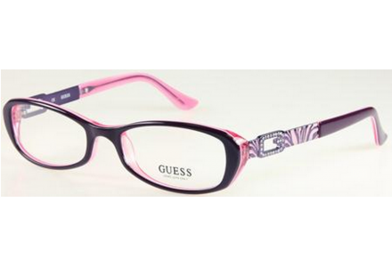 Lunettes de vue pour femme GUESS Violet GU 2288 O24 51/17