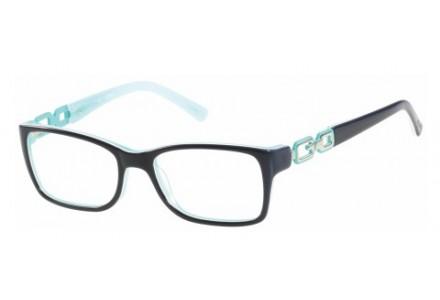 Lunettes de vue pour femme GUESS Bleu GU 2406 B74 52/17