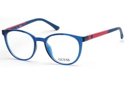 Lunettes de vue pour femme GUESS Bleu GU 2495 090 50/18