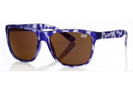 Lunettes de soleil mixte SUPERDRY Bleu SDS GYMSTA 161 56/17
