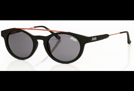 Lunettes de soleil mixte SUPERDRY Noir SDS HIGHBROW 104 59/18