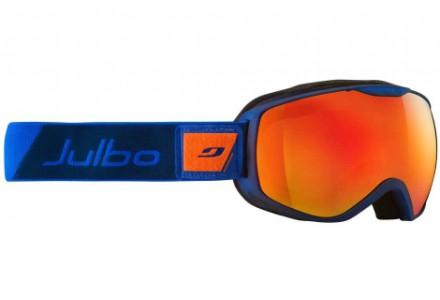 Masque de ski mixte JULBO Bleu ISON DLX  Bleu sombre / Bleu - Spectron 3+