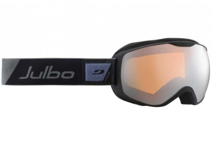 Masque de ski mixte JULBO Noir ISON DLX  Noir / Gris - Spectron 2+