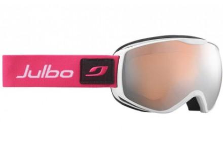 Masque de ski mixte JULBO Blanc ISON Blanc / Rose - Spectron 3+