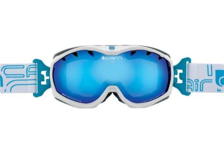 Masque de ski pour femme CAIRN Blanc JAM Blanc Brillant SPX 3000