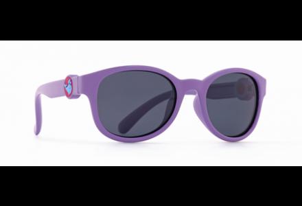 Lunettes de soleil pour enfant INVU Violet K2500 VIOLET 47/17