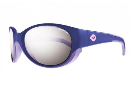 Lunettes de soleil pour enfant JULBO Bleu Lily Bleu roi / Violet clair - Spectron 4 Baby