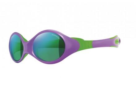 Lunettes de soleil pour enfant JULBO Violet Looping 2 Violet / Vert spectron 3CF