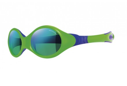 Lunettes de soleil pour enfant JULBO Vert Looping 3 Vert / Bleu spectron 3CF