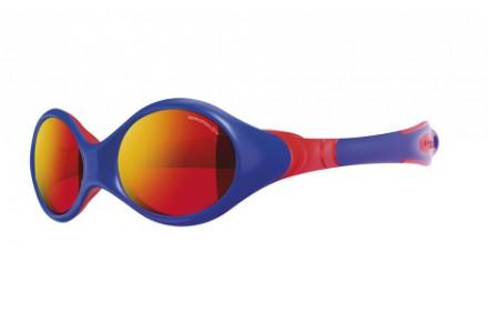 Lunettes de soleil pour enfant JULBO Bleu Looping 3 Bleu / Rouge spectron 3CF