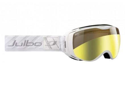 Masque de ski pour femme JULBO Blanc LUNA BLANC ZEBRA LIGHT